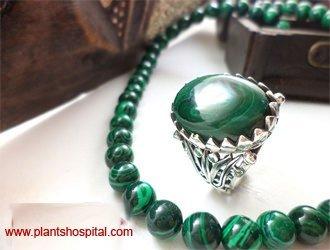 malachite-stone
