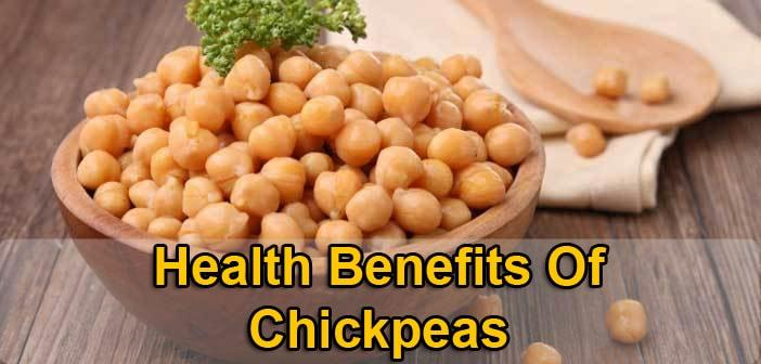 Chickpeas-benefits