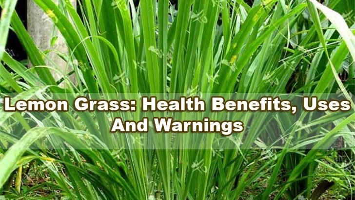 lemongrass-benefits
