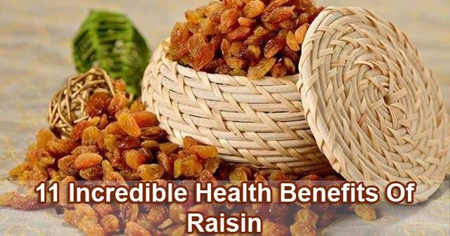 raisin-benefits