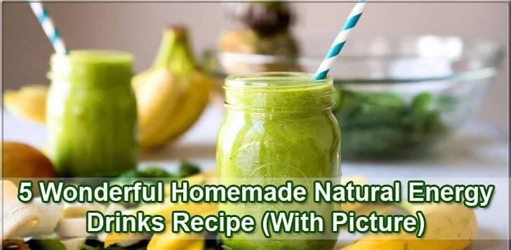 homemade-energy-drinks