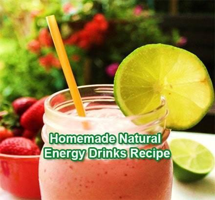 homemade-energy-drinks