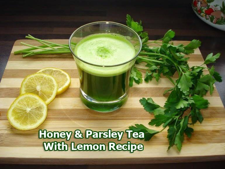 parsley-tea-recipe