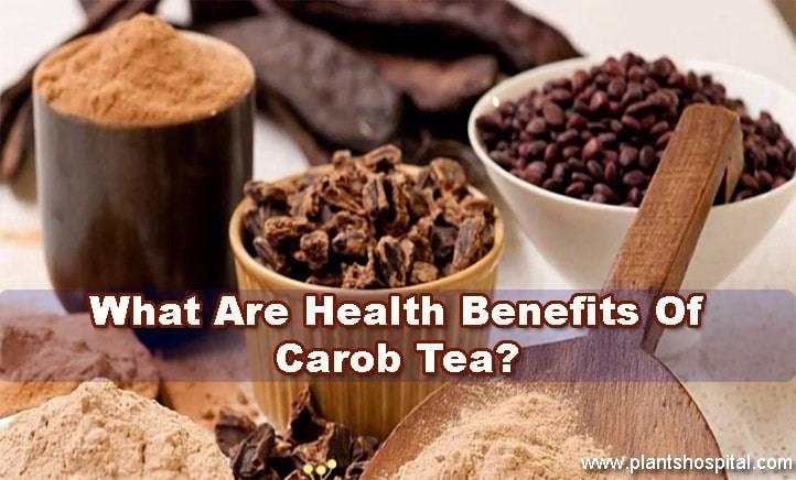Carob-Tea