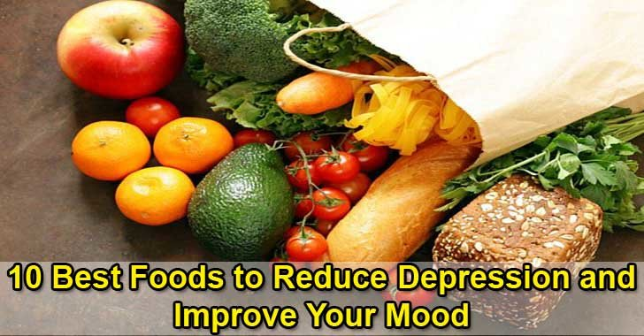 10-Best-Foods-to-Reduce-Depression-and-Improve Your Mood