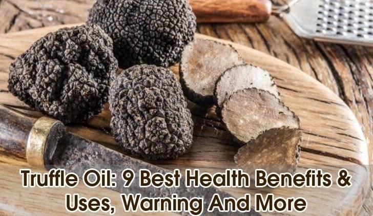 Truffle-oil-benefits
