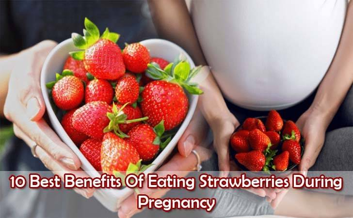Benefits-Of-Eating-Strawberries-During-Pregnancy