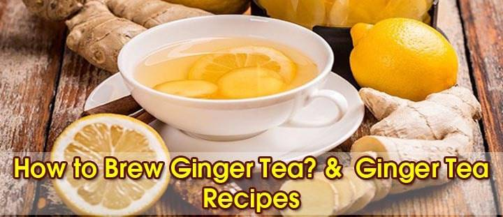 ginger-tea-recipes