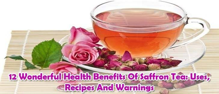 safforn-tea-benefits