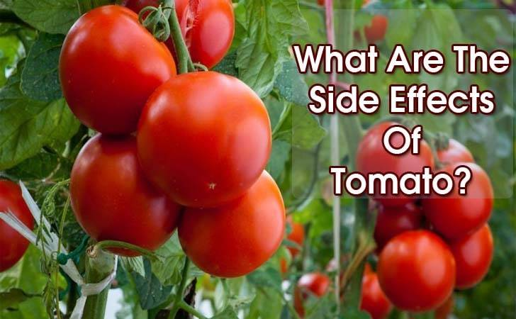 side-effects-of-tomato