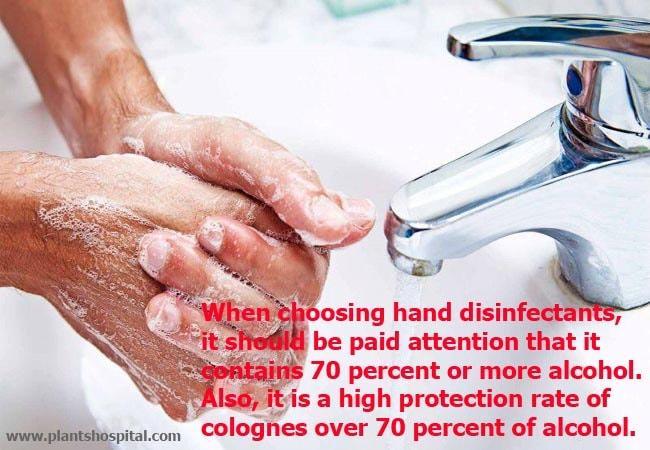 coronavirus-Hand-Disinfectant